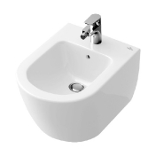 Биде подвесное Villeroy & Boch Subway Plus 7400 00R1