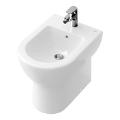 Биде напольное Villeroy & Boch Subway Plus 7410 00R1