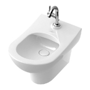 Биде подвесное Villeroy & Boch My Nature Plus 5410 00R1