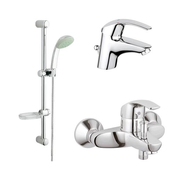 Купить смеситель в ванную в новосибирске картридж для смесителя 33 мм купить